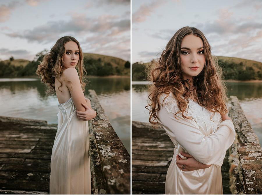 Hair Stylist - Sharon,  Photographer - Jess Burges