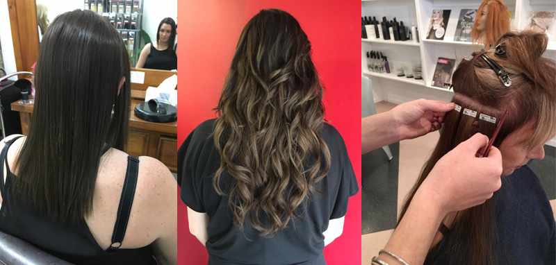 hair extensions northland hair company kerikeri