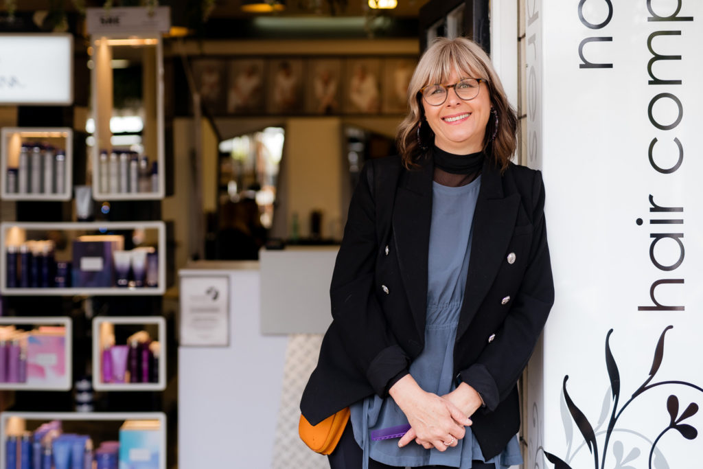 Sharon Sanderson owner northland hair company