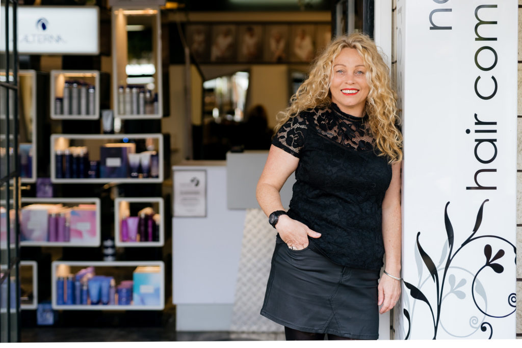 meredith hairstylist at northland hair company